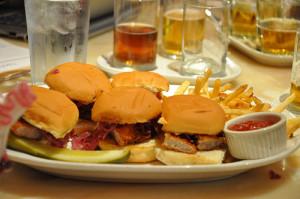 Schweineschnitzel Sliders -- So tasty!!